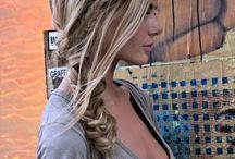 Beautiful hairstyles. / by Pursuit of happiness