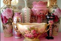 Vintage vases  / by ZELLA BROWN
