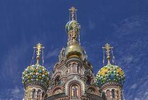 Russia / by Mim Bullock