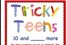 Math Station Activities / by KinderLit