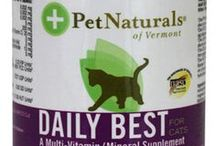 Natural Pet Care  / We carry some great natural pet care products at EarthTurns.com! / by EarthTurns