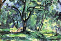 Cezanne / by Marjo Grosjean