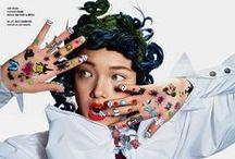 Fashion:Editorial {2} . / by Felicia