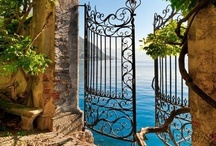 Doors and gates / by Virginia Castorri