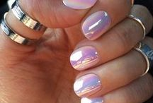 Mani's and pedi's /   / by Deanna Porter