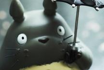 Totoro y Studio Ghibli / by Carolina Miranda Bravo
