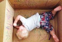 Children  / by Rachel Huffman