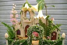 Forest Fairies - fairy homes, gardens, furniture and accessories / Big Idea / by Naomi A-B