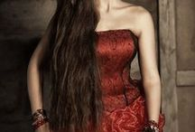 long hair / by Jacky Starsome