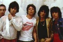 Rolling Stones / fotos de la mejor banda de rock de la historia / by Pablo Badano