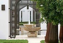 Gardens&Outdoor Spaces / by fang ling