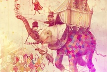 Illustration  / by Mihaela Grigorescu