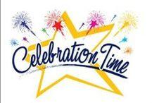 Celebration Time @ CUM Books! / by CUM Books