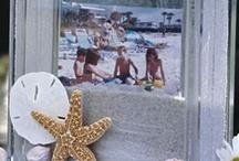 Photo Display / New and Interesting Ways to Display Family Photos / by Terri Bergstresser Bryan