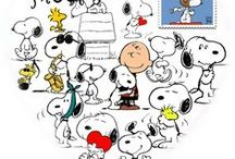 Snoopy and Friends / by Cathy Hurff