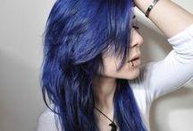 Hair Color ❤ / by Leah Duncan