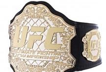 My UFC/MMA stuff / by Bea Marin