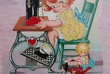 SEWING/ MACHINES/ ITEMS / by NANCY