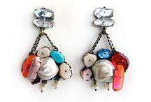 Jewelry- Earrings / by Michelle Ross