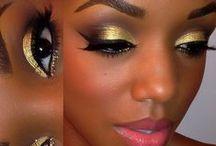 Pretty Eye Make up / by Desi Delaluna