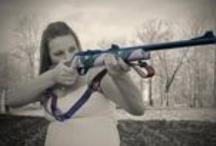 Girls & Their Guns / by FarmersOnly