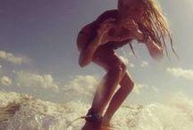 Beachin... / by Bikini Slayer