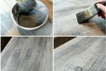 Pintura sobre madera / Pintura sobre madera / by vero dr