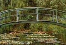 Monet / by Tomasz Haupt
