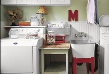 laundry room / by Megan Roca