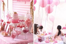 Girly Themed Bashes / by Perfectly Planned Parties and Events, LLC.