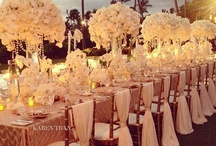 Gorgeous Tablescapes  / by Perfectly Planned Parties and Events, LLC.