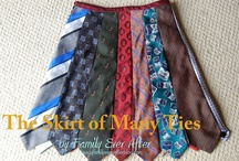 Men's Neckties / by Kristina McGuire