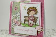 Stamping Cards / by Ecstasy Crafts