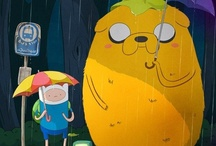 Adventure time / by Amber Rose