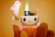 Lighters / I only use them for my candles xD Lmao / by Amber Rose