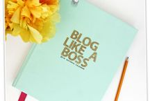 Blogging / All of the essential blogging tips needed for success!  / by Tee Shanae'