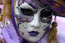 Carnival Masks / by Donna Wollenzien