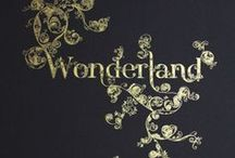 Alice aux pays des merveilles / by moiiza