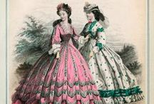 Victorian Fashion / by Linda Levans