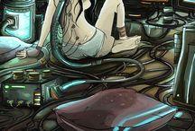 Cyberpunk / by Leo Barcelos