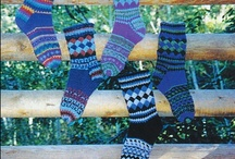 Socks & Gaiters 2 / by Tatiana
