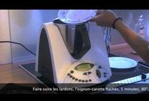 +++ THERMOMIX +++ / by Sylvaine Samson
