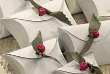 Geschenke verpacken / by Bastel freak