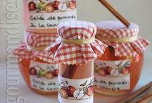 Foods-Canning,Jams, Sauces Goodies / by Joys
