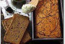WEGE: PIECZYWO, PLACKI, TORTILLE / Pieczywo: chlebki, bułki, placki, tortille - głównie bezglutenowe, bez kazeiny i cukru. / by Natura