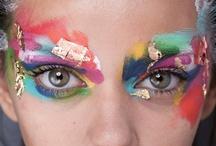 Makeup schmakeup / by Rebecca Wachtel Herrera