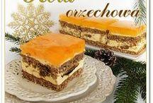 ciasta i desery / by Maria Bodziony
