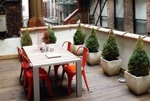 Al Fresco Dining / Outdoor dining never looked so good.  / by Plated