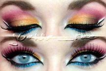 Hair & Makeup / by Becca Birch