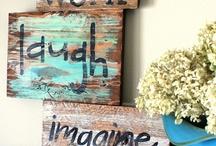 Crafty Ideas / by Jennifer Eure